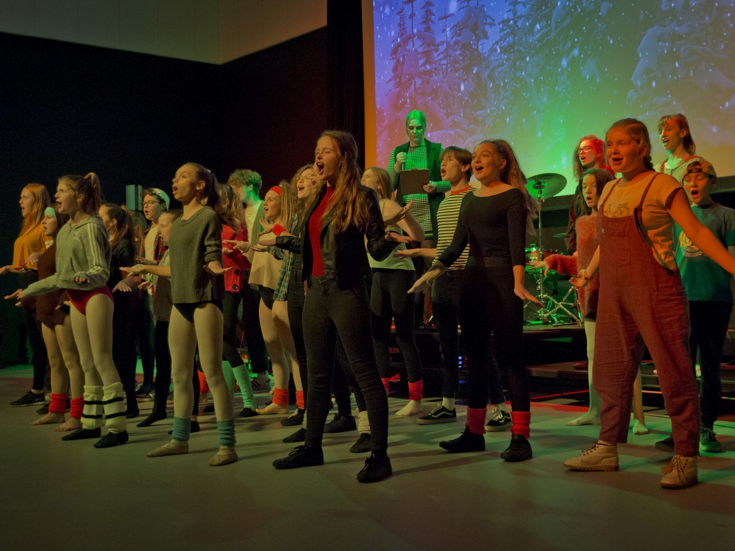 Christmas Music Concert Pictures