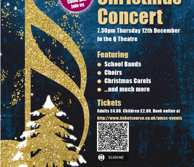 Christmas Music Concert 12.12.2019