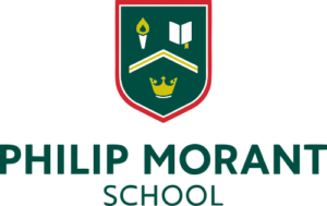 Philip Morant School Crest and Title
